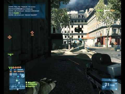 Battlefield 3 - серия 1 (Опасные нубы)