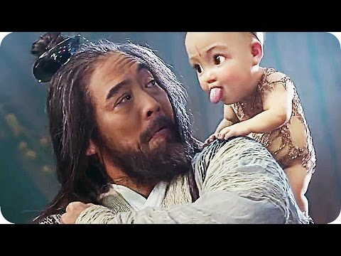 LEAGUE OF GODS Trailer (2016) Jet Li Fantasy Movie
