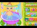 Baby Bathing Game for little baby - doras games