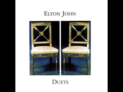 (1993)Elton John & k.d. lang - Teardrops
