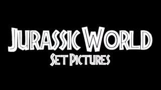 Jurassic World - Set Pictures