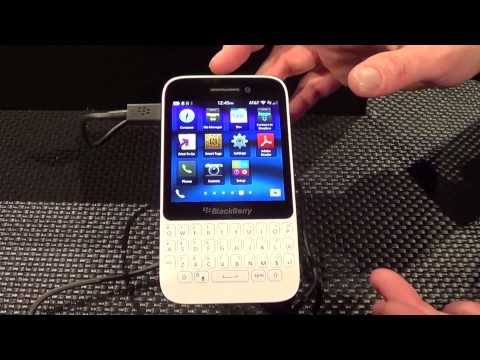 0 Vdeo: pequeo review de la nueva Blackberry Q5