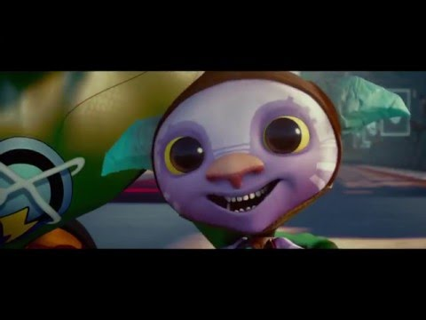Ratchet & Clank (TV Spot 'Family')