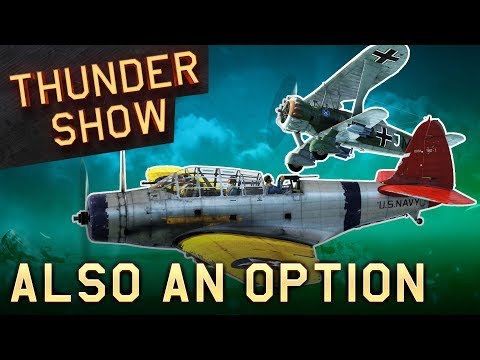 Thunder Show: Also an option
