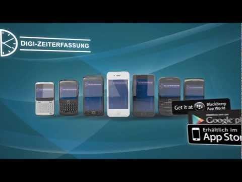 Video of DIGI-WebApp