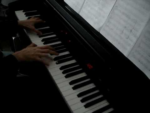 Metallica - Wherever I May Roam - piano cover Video