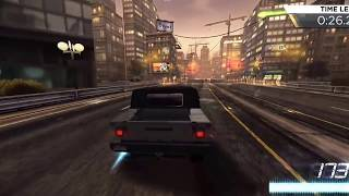 Need for speed most wanted Android gameplay sample