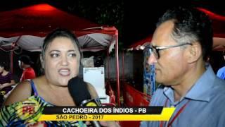 Vice-prefeita Guia da Farmácia fala do sucesso do São Pedro