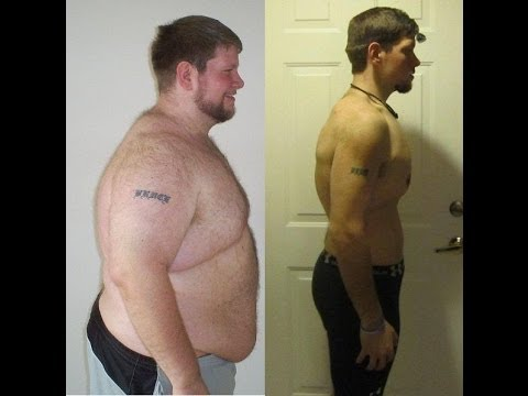 P90X transformation 170lbs lost – Dan Bruce