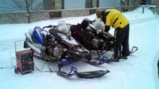 10. Yamaha Apex 2010 Cold Weather Commercial