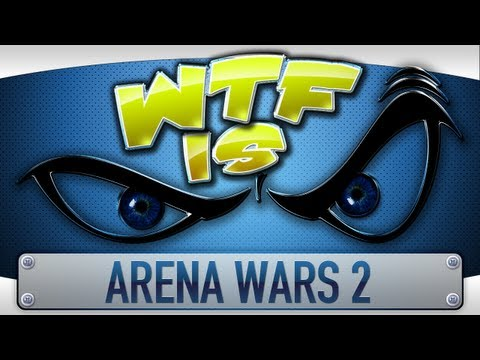 arena wars pc gameplay