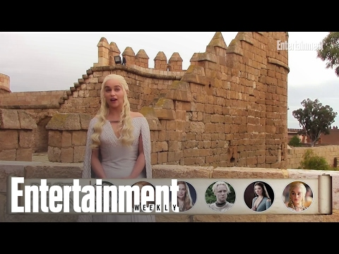 The Women of Game of Thrones Reveal Who They Believe Would Make the Best Queen of