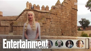 HBO's 'Game of Thrones' stars Emilia Clarke, Lena Headey, Gwendoline Christie, Natalie Dormer, Sophie Turner, and Maisie Williams weight in on who they'd ...