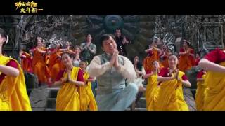 Kungfu Yoga Movie Climax Song Dance Video - Stanley Tong | Jackie Chan | Sonu Sood | Disha Patani