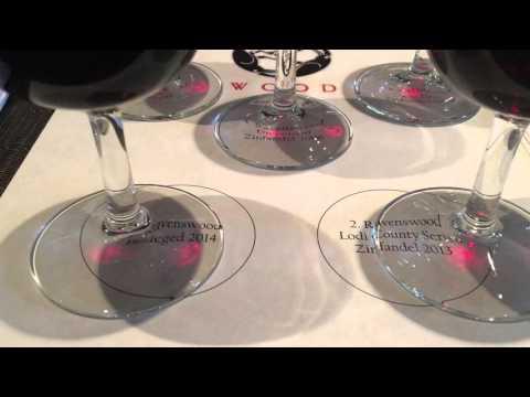 Ravenswood Wine Tasting  History of Zinfandel