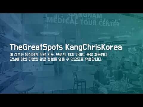 강남구 명소탐방 REVIEW - 관광정보센터