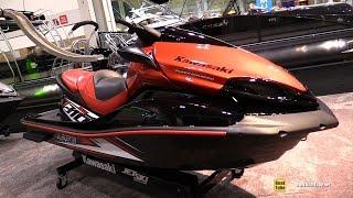 6. 2016 Kawasaki Ultra 310X SE Special Edition Jet Ski - Walkaround - 2016 Toronto Boat Show