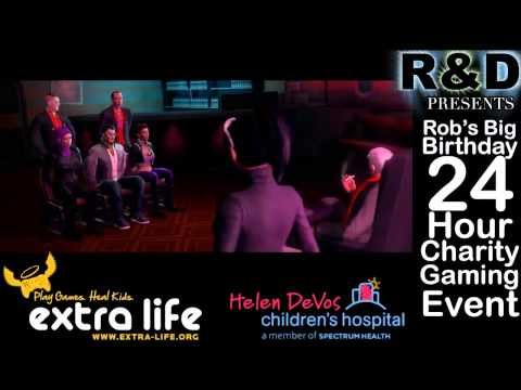 Thumbnail for 'Extra Life Charity – Saints Row The Third – Episode 2'