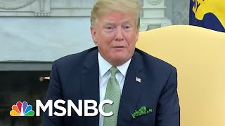 Trump Talks With His Hands & Mocked Beto O'Rourke For Talking With His Hands   The 11th Hour   MSNBC