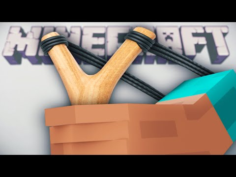 СТРЕЛЯЙ! — Обзор Мода (Minecraft)