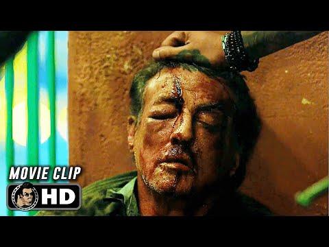 "RAMBO LAST BLOOD Clip - ""The Gang Beat up Rambo"" (2019)"