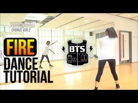 [FULL] BTS (방탄소년단) - FIRE (불타오르네) | Dance Tutorial