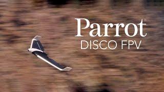 PARROT DISCO FPV 官方宣傳片