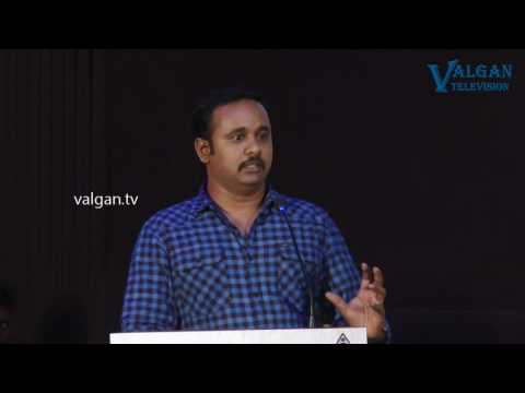 Big Villan In Tamil Industry ||Distributor Sakthi Velan ||  Yeithavan Audio Launch