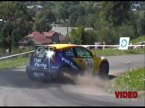 11 Rajd Rzeszowski 2003, OS4 Siedliska 2