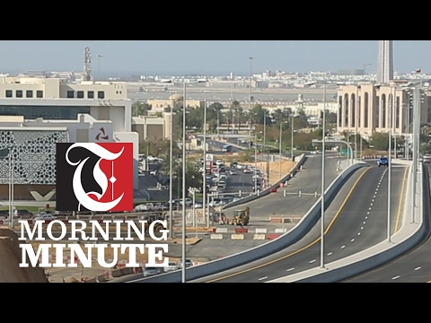 A new dual carriageway has been opened to connect the Muscat International Airport with the expressway.