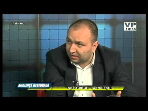 Emisiunea Audienta Regionala – Raul Petrescu – 26 martie 2015