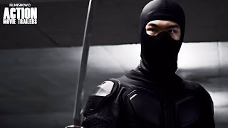 Nonton Hunt For Hiroshi Official Trailer   Ninja Action Movie  Hd  Film Subtitle Indonesia Streaming Movie Download
