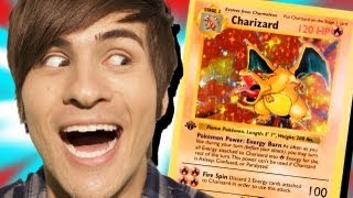 Video THE RAREST POKEMON CARD! MP3, 3GP, MP4, WEBM, AVI, FLV Oktober 2018