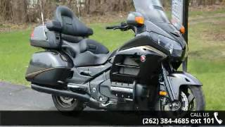 7. 2016 Honda Gold Wing Audio Comfort Navi XM ABS Grey Metal...