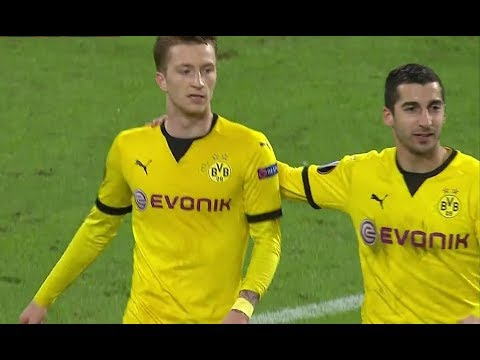 Dortmund vs Tottenham 3-0 (Highlights) 11/03/2016 Europa League