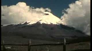 Clouds Over Cotopaxi, Ecuador - Super 8 Timelapse