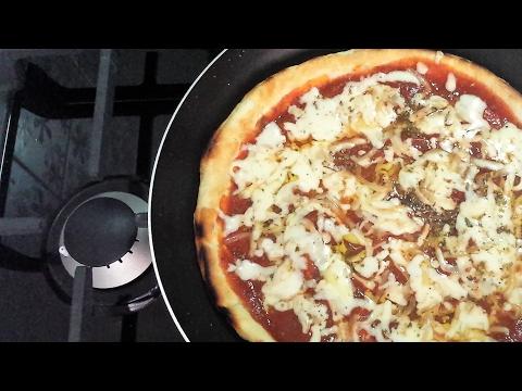 pizza in padella - ricetta