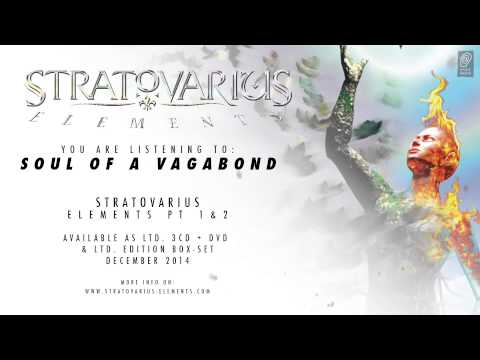 "STRATOVARIUS ""Soul Of A Vagabond"" Taken From ""Elements Pt.1 & 2"" OUT NOW!"