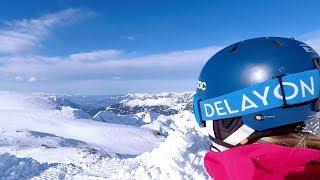 Video So ist das Skifahren im Skigebiet Silvretta Montafon MP3, 3GP, MP4, WEBM, AVI, FLV Oktober 2018