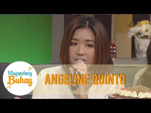 Birthday messages - Magandang Buhay: Angeline's birthday wish