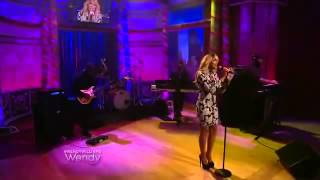 Tamar Braxton - Love And War Live on Wendy Williams 12/11/12