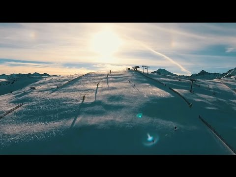 EVASIÓN TV: FIRST TRACK en Grandvalira