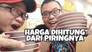 Video KALAU NGGAK STOP MAKAN SUSHI INI DI JEPANG - BISA BANGKRUT !! MP3, 3GP, MP4, WEBM, AVI, FLV Mei 2019
