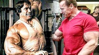 Video Arnold Schwarzenegger Gym Training In 2019 - Still Working Out Strong At 71 Years Old MP3, 3GP, MP4, WEBM, AVI, FLV Februari 2019