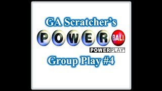 GA Scratcher's PowerBall Group Play #4 Results Video Enter Group Play or to Make a Donation click on this PayPal link: ...