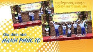 Thể dục nhịp điệu: Gia đình nhỏ Hạnh phúc to - Đội Búp Sen Từ Bi biểu diễn 01-06-2019       iễn