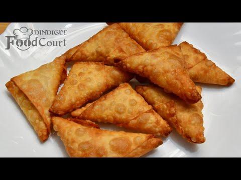 Onion Samosa/ Samosa Recipe/ Evening Snacks Recipes