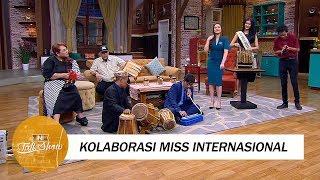 Video Kolaborasi Bermusik yang Keren Miss Internasional 2017 dan Kang Dadan MP3, 3GP, MP4, WEBM, AVI, FLV Juni 2018