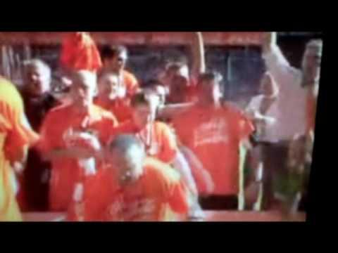 Fans del Blackpool