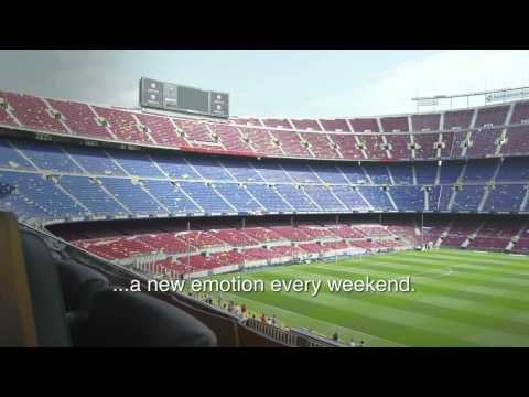 Video: Nike FC Barcelona 2012 Home Kit